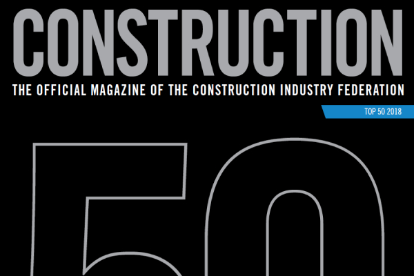 CIRI registered companies feature in the Top 50 Contractors